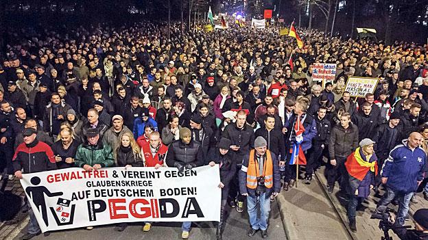 Jakob Augstein zum Umgang mit Pegida