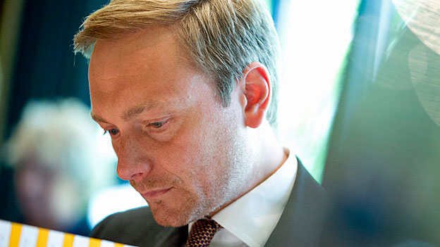 FDP-Dreikönigstreffen - bringt neue Farbe neuen Mut?