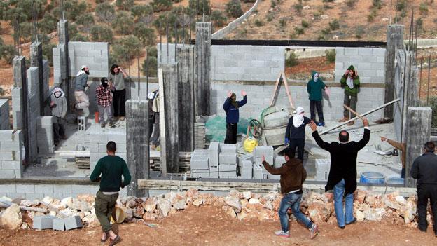 Strategiewechsel der Palästinenser