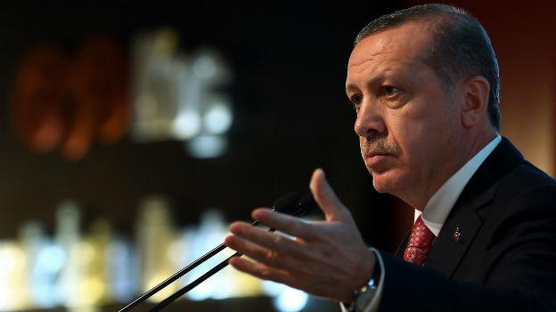 «König und Kaiser» Recep Tayyip Erdogan