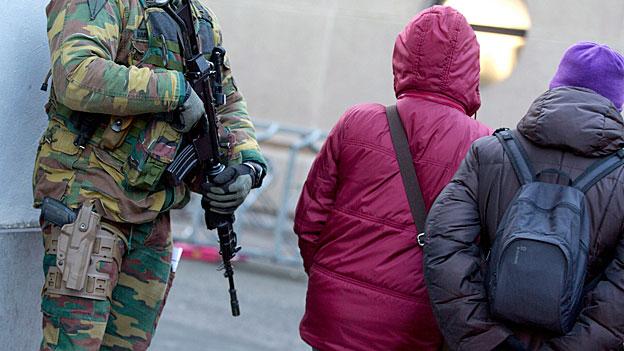Belgiens Problem mit Islamisten