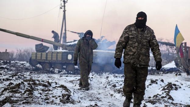 Ost-Ukraine: «Hoffnung der Menschen auf Frieden wird enttäuscht»