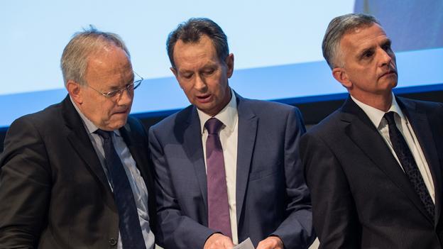 Die FDP und der starke Franken