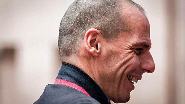 Yanis Varoufakis - Gambler und Spieltheoretiker