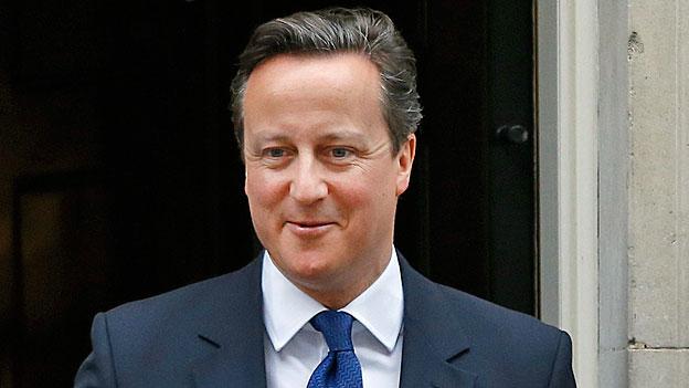 Britische Konservative verteilen grosszügige Wahlgeschenke