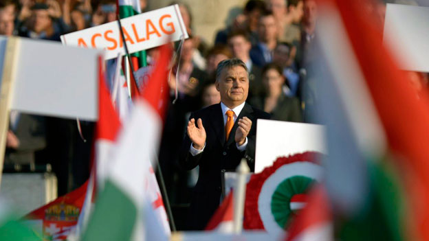 Viktor Orbans Problem mit der Korruption