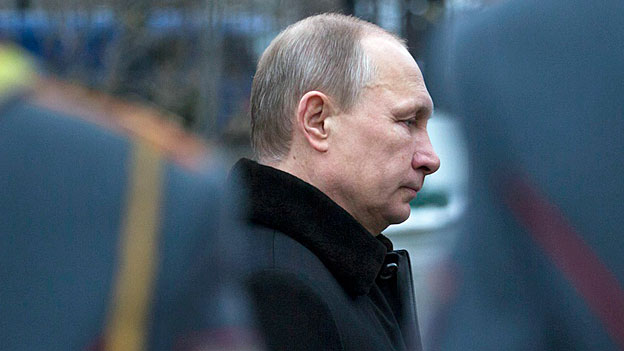 «Wladimir Putin kämpft um eine Atempause»