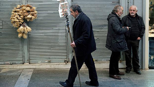 Griechenlands Programm gegen Armut