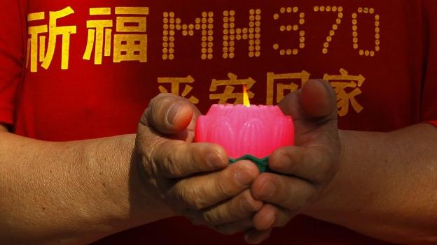 Wo ist MH370? Blick in die Schaltzentrale