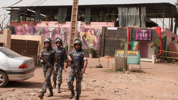 Zwei Schweizer Soldaten bei Angriff in Mali verletzt