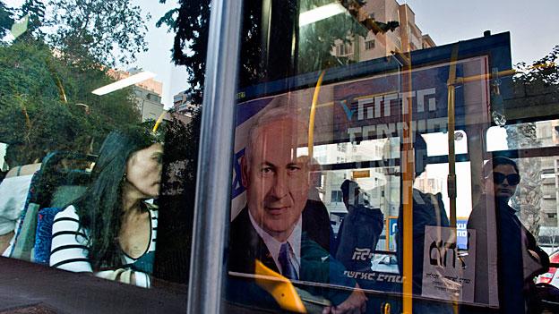 Der Fokus im israelischen Wahlkampf: Angst