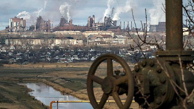 Mit Geld ist die ukrainische Wirtschaft nicht zu retten