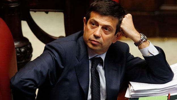 Italienischer Minister tritt wegen Korruptionsaffäre ab