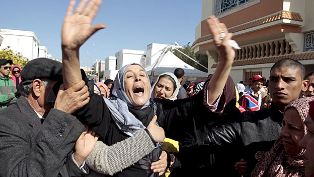 Tunesien - gute Bildung und kaum Chancen