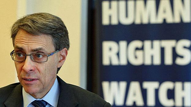 «Staaten halten Menschenrechte für Schönwetterthemen»