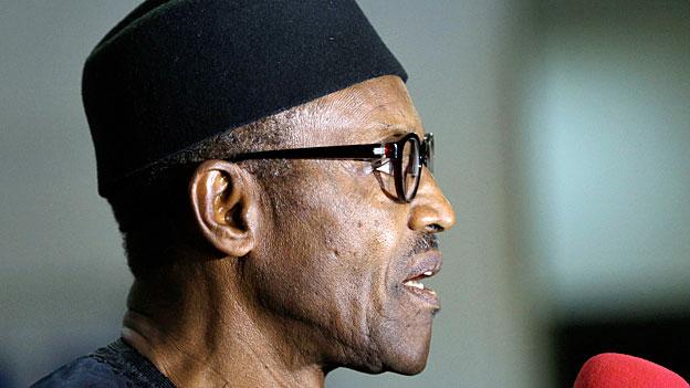 Nigeria - der Alte und der Neue wollen sich die Hand reichen