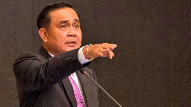 Thailand: Neuer Verfassungsentwurf