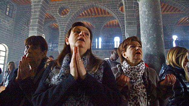 «Armenier nicht als Bürger zweiter Klasse behandeln»