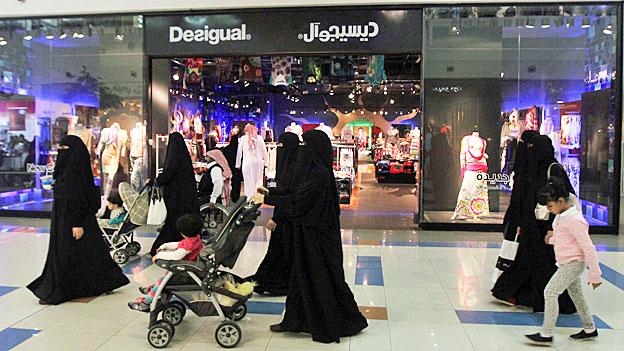 Saudiarabiens Feind Nummmer Eins, Zwei und Drei ist - Iran