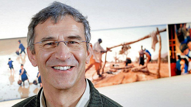 Franz Gähwiler, Helvetas-Programmkoordinator für Nepal