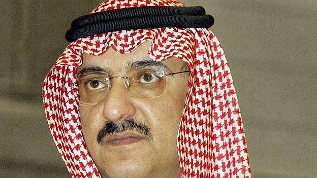 Das saudische Königshaus verjüngt sich