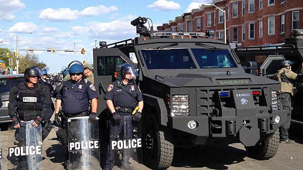 Baltimore braucht Veränderung