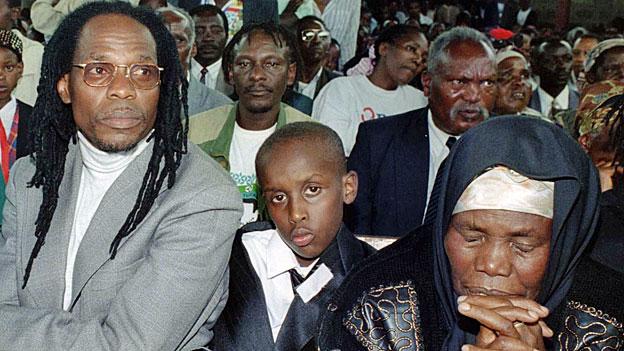 «Gier ist die Triebfeder afrikanischer Politiker»