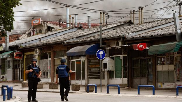 Droht Mazedonien erneut ein ethnischer Konflikt?