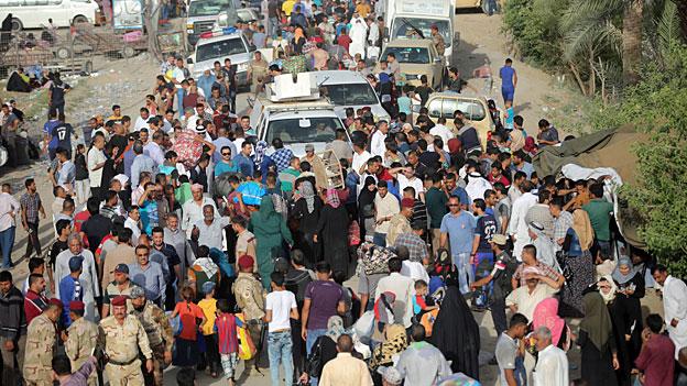 Der «Islamische Staat» und die Rolle der USA in Irak