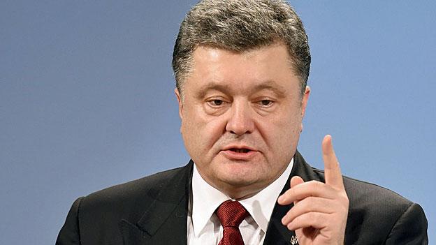 Die Ukraine nach einem Jahr mit Petro Poroschenko