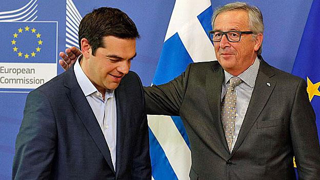 «Grexit» in greifbarer Nähe?