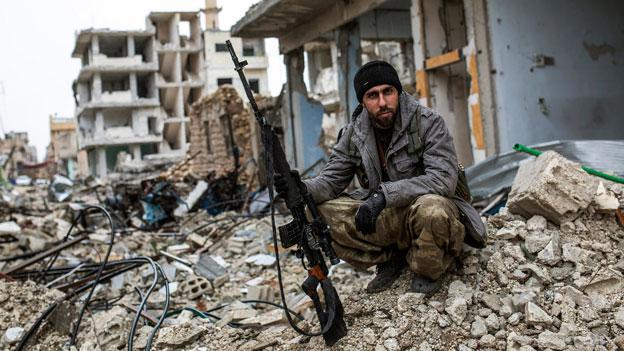 Kein Rezept gegen die IS-Terrormiliz