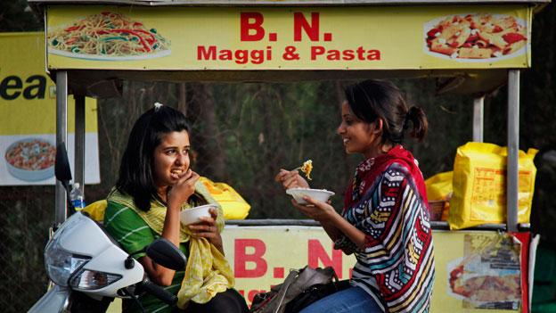 Lebensmittelskandel um Nestlé in Indien