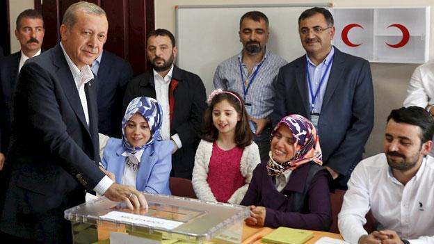 Wahlen in der Türkei: Demütigung für Erdogan