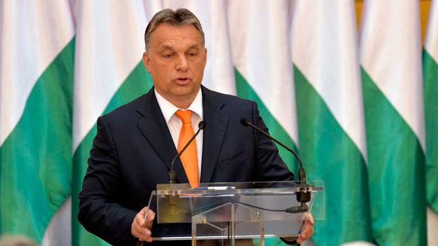 Rassistische Hetze: Rüge an Ungarns Adresse