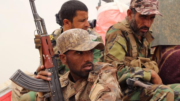 Irak: Strategiewechsel zum Schutz Bagdads