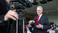 Audio «Gewerbeverbands-Direktor Hans-Ulrich Bigler ist enttäuscht » abspielen.