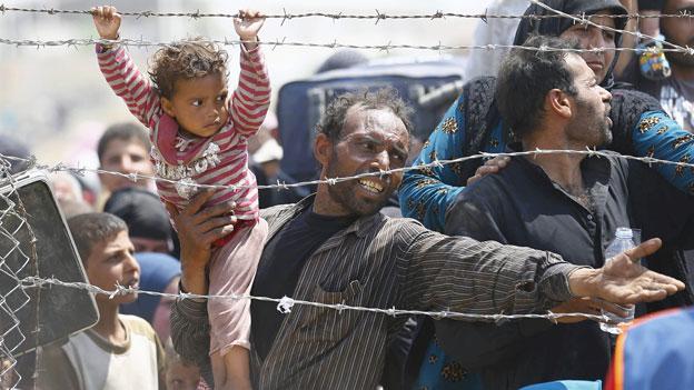 Kurden bringen Grenzstadt Tell Abjad unter Kontrolle