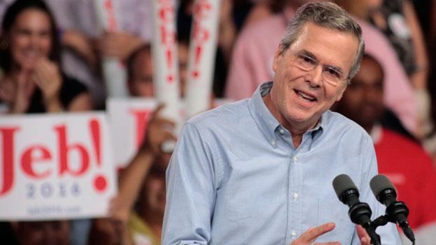 Jeb Bushs Aussenpolitik