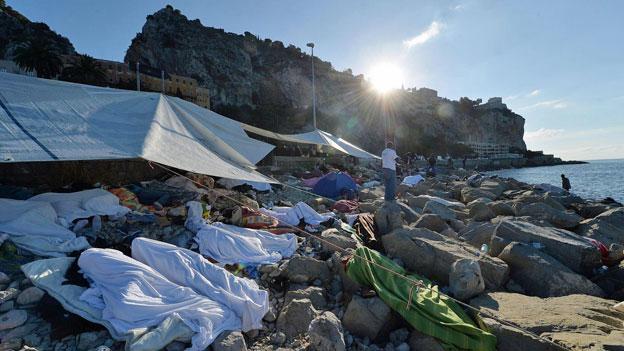 «Die Flüchtlinge kommen sowieso»