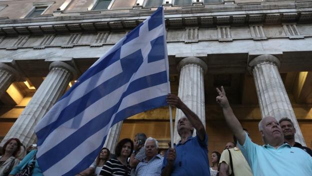 Griechenland: «Die Nervosität der Menschen steigt»