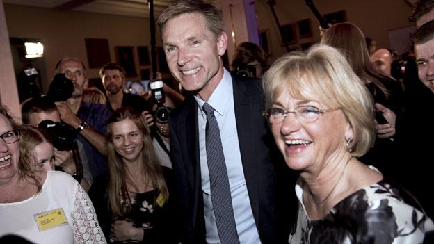 Rechter Triumph in Dänemark