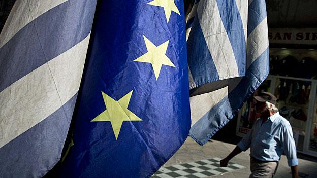 Griechenland am Tag vor dem drohenden Staatsbankrott
