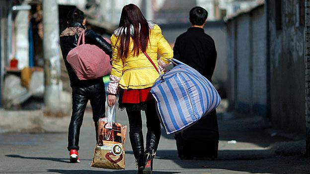 China - Wanderarbeit als möglicher Weg aus der Armut