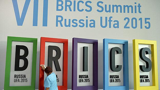Die BRICS-Staaten wollen mehr zu sagen haben
