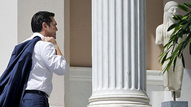 Opposition als Stütze für Alexis Tsipras