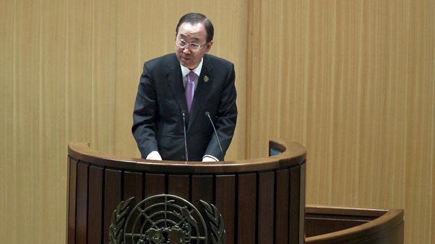 Uno-Gipfel: Entwicklungspolitik wird neu finanziert