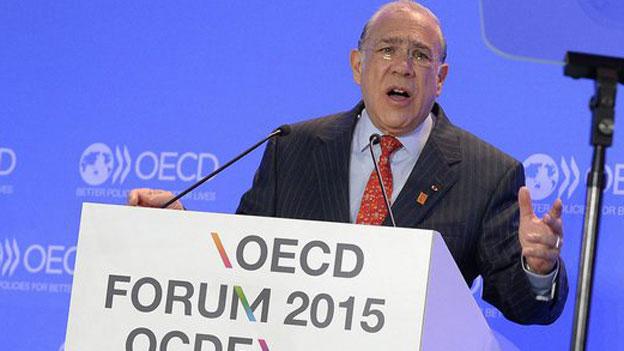Angel Gurrías Kampf gegen Steuer- und Kapitalflucht