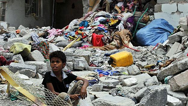 In Jemen fehlt es an allem
