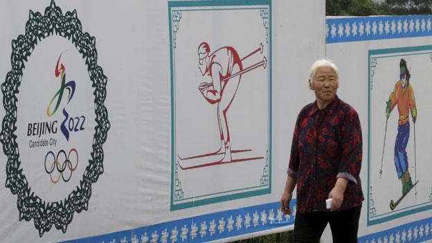 Olympia 2022: China erhofft sich wirtschaftliche Impulse